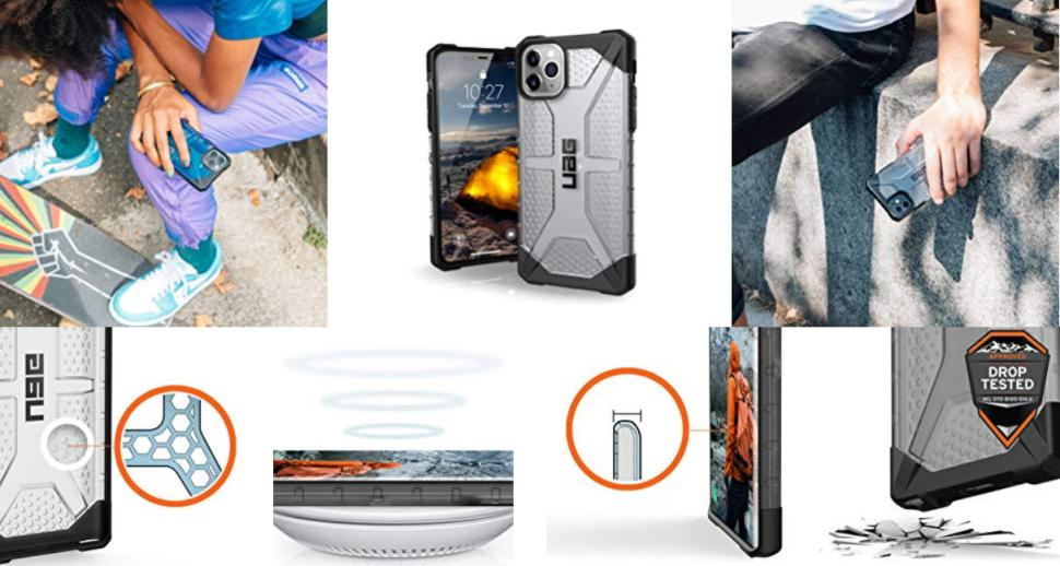 Uag Plasma Series Clear Case For Iphone (4)