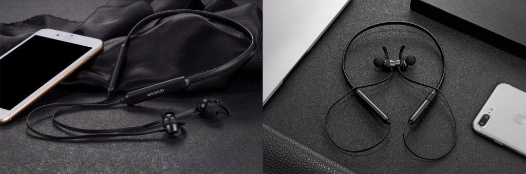 Wavefun Flex Bluetooth Sports Earphones (5)