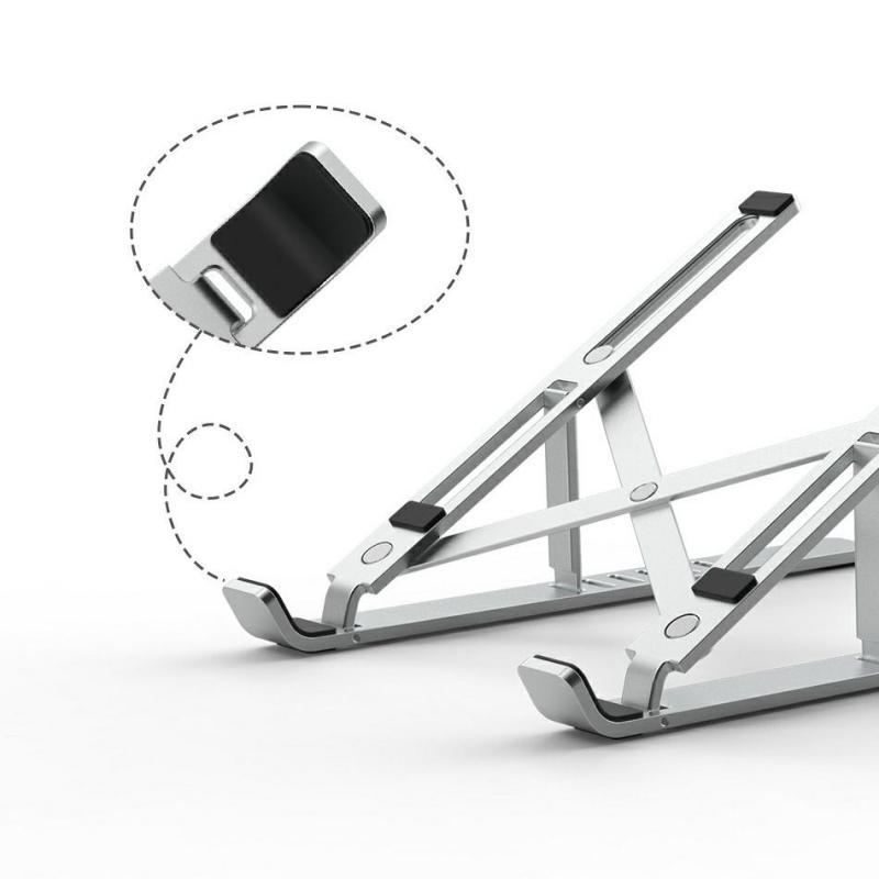 Wiwu S400 Ergonomic Aluminum Alloy Laptop Stand (4)