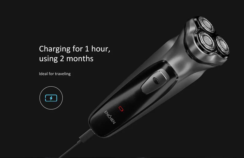 Xiaomi Enchen 3d Electric Shaver (1)