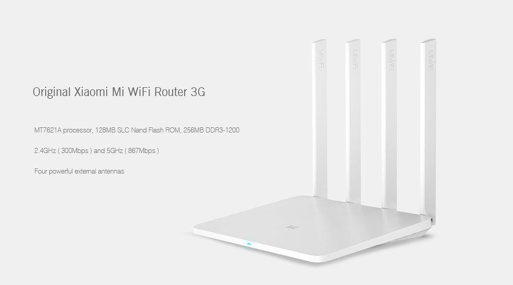 Xiaomi Mi Wifi Router 3g Global Version (2)