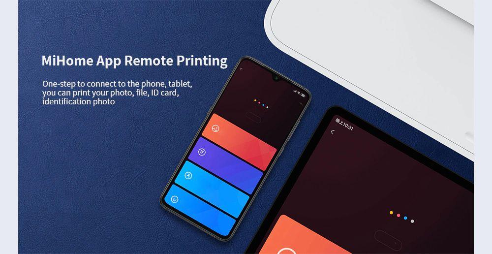 Xiaomi Mijia Inkjet Wifi Printer (6)