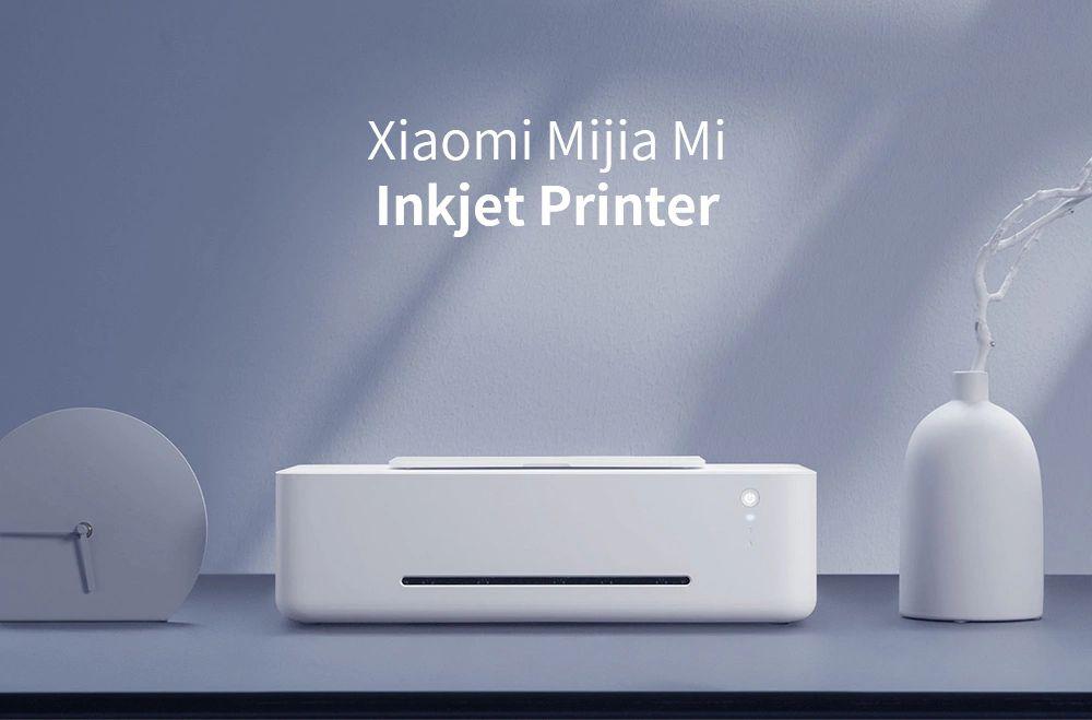 Xiaomi Mijia Inkjet Wifi Printer (7)