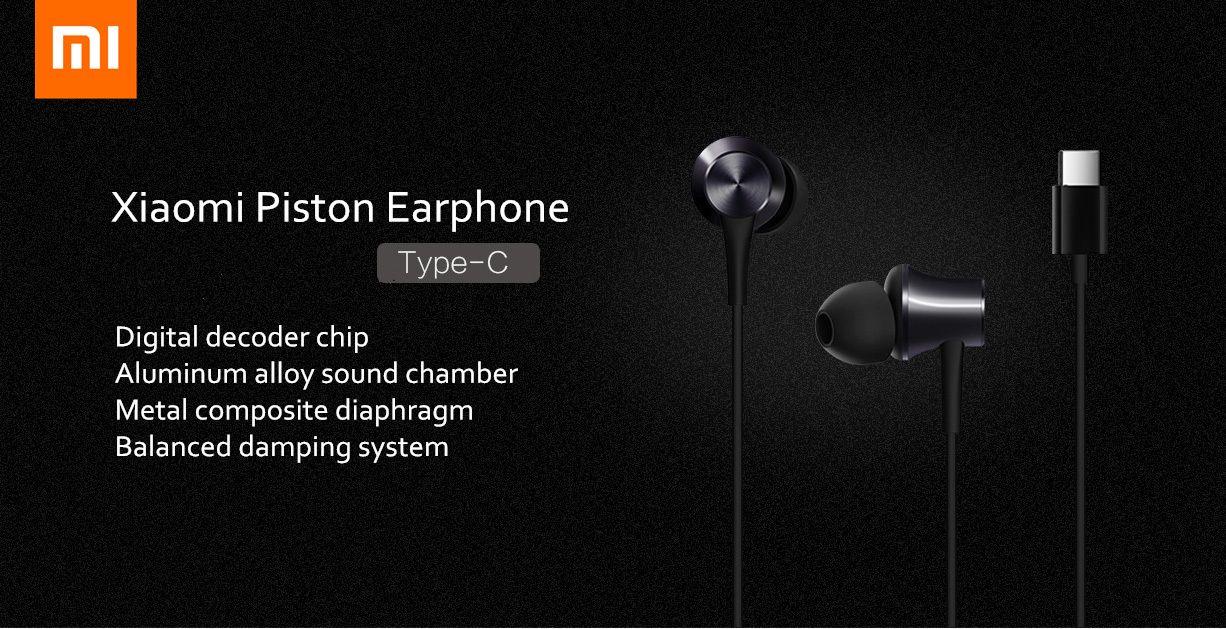 Xiaomi Piston Type C Earphones (3)