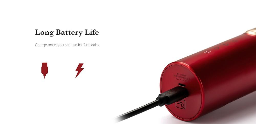 Xiaomi Soocas S3 Electric Shaver (4)
