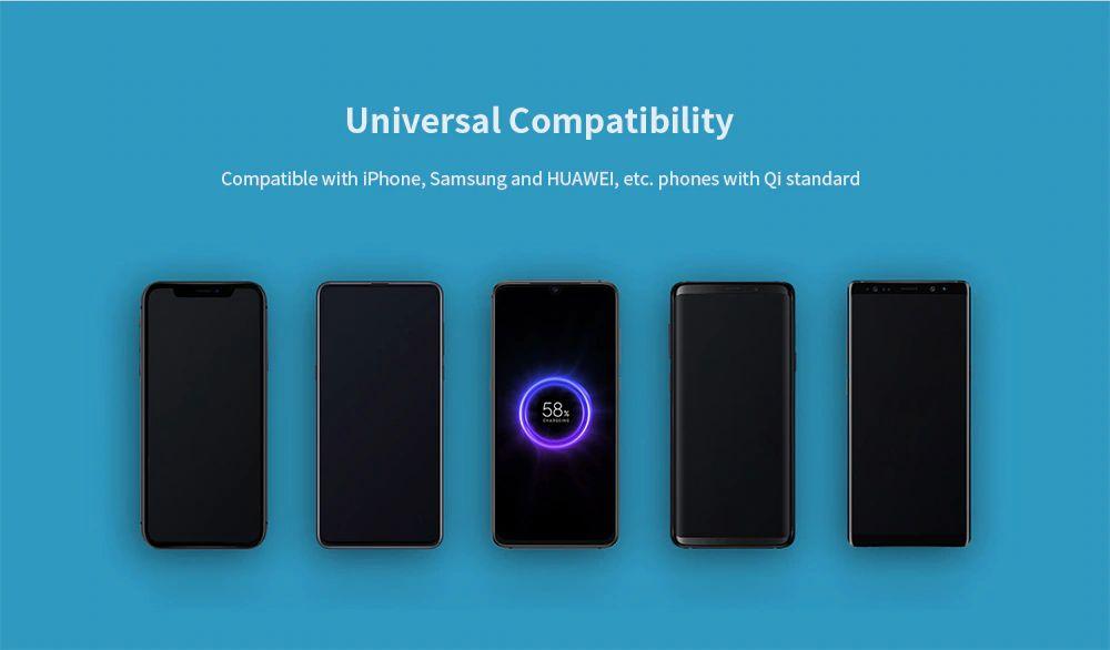 Xiaomi Wpb15zm Wireless Power Bank 10000mah Youth Version (1)