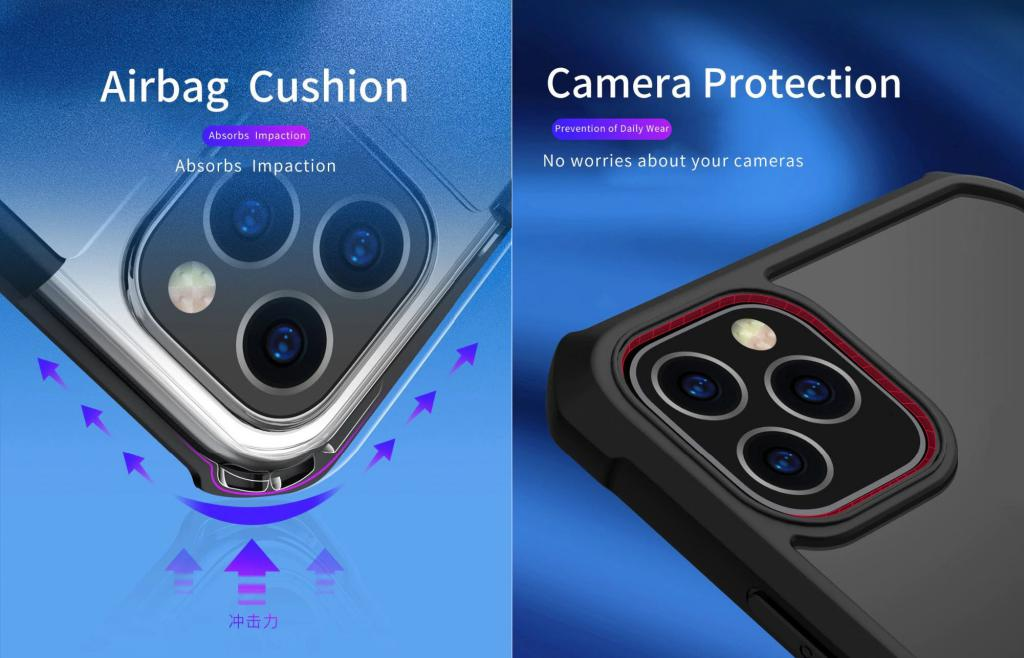 Xundd Airbags Shockproof Case For Iphone 11 11 Pro 11 Pro Max (4)