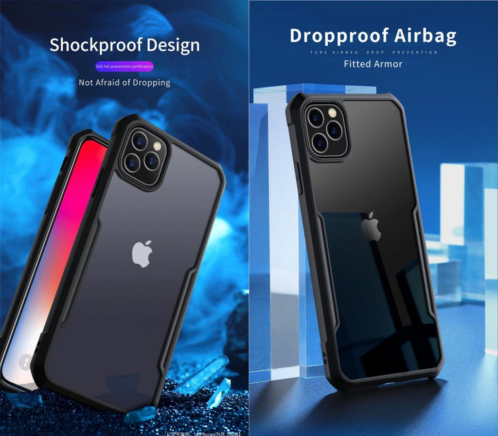Xundd Airbags Shockproof Case For Iphone 11 11 Pro 11 Pro Max (5)