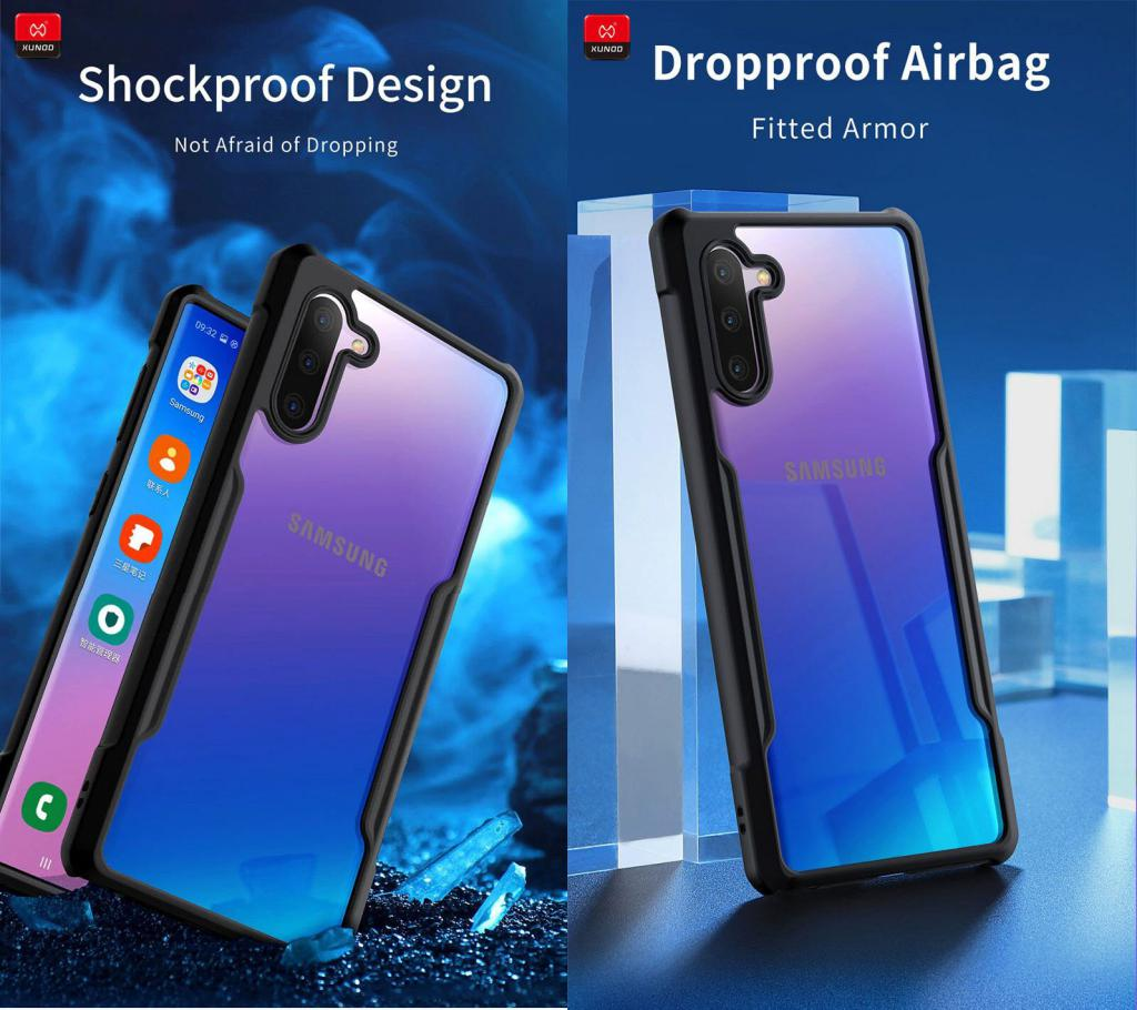 Xundd Airbags Shockproof Case For Samsung Note 10 10 Plus S10 S10 Plus (3)