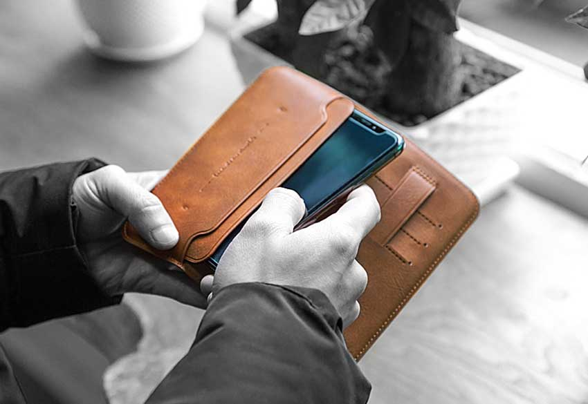 Zhuse X Series Leather Wallet (4)