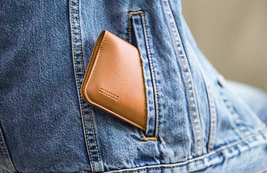 Zhuse X Series Leather Wallet (5)
