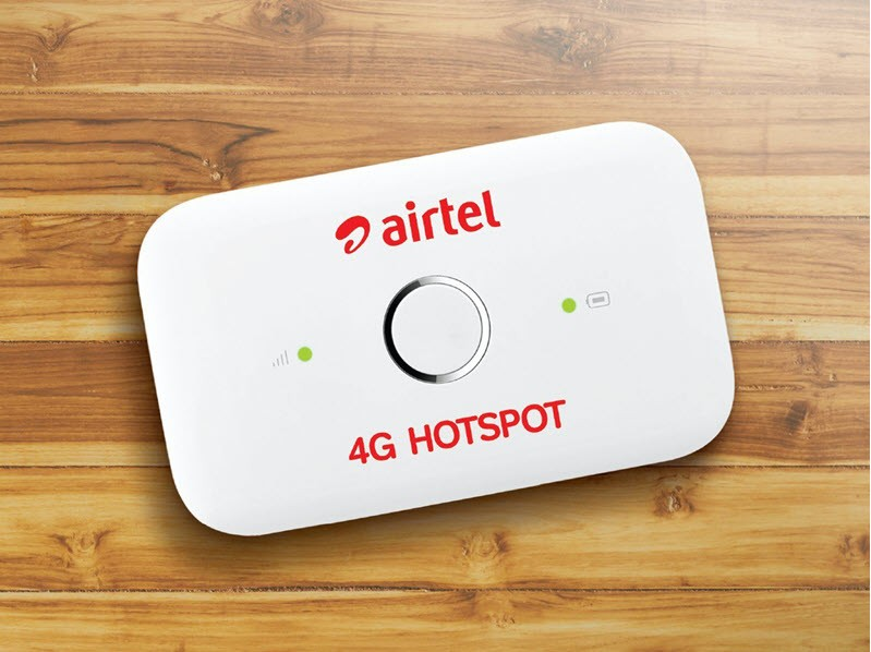 Airtel 4g Hotspot Portable Wi Fi Router (2)