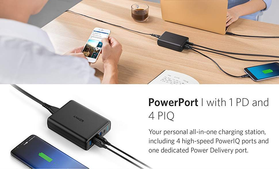 Anker Powerport I Pd With 1pd And 4 Piq (3)