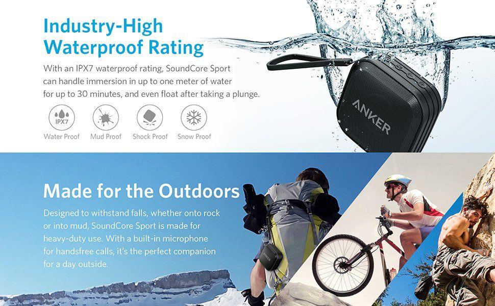 Anker Soundcore Sport Bluetooth Speaker (1)