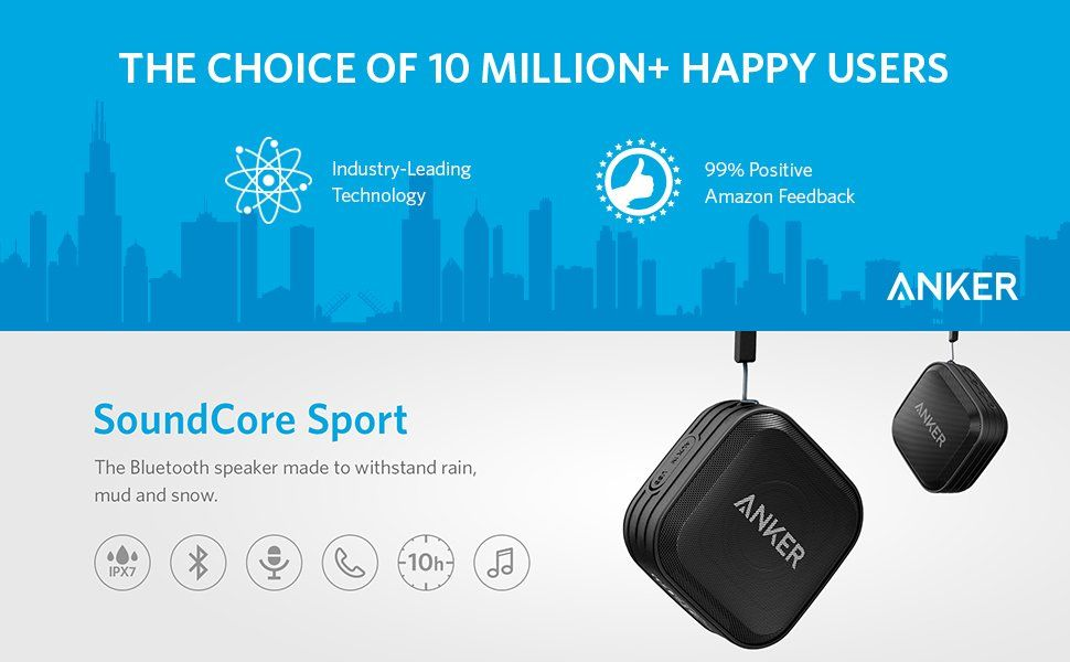 Anker Soundcore Sport Bluetooth Speaker (3)