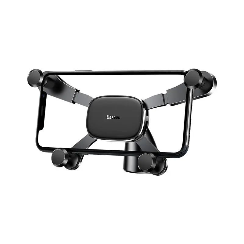 Baseus Horizontal Screen Gravity Car Phone Holder (3)