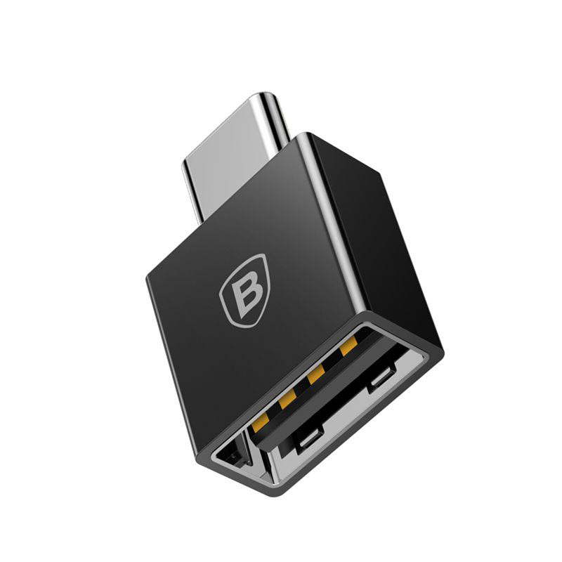 Baseus Type C Male To Usb Female Cable Adapter Converter (2)