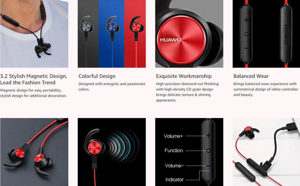 Huawei Sport Bluetooth Headphones Lite (5)