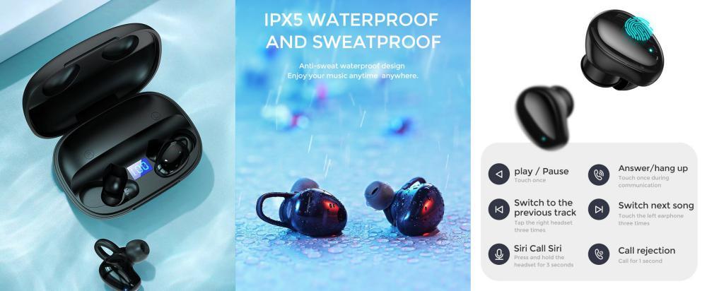 Joryoom Jr Tl2 Tws Wireless Earphones (2)