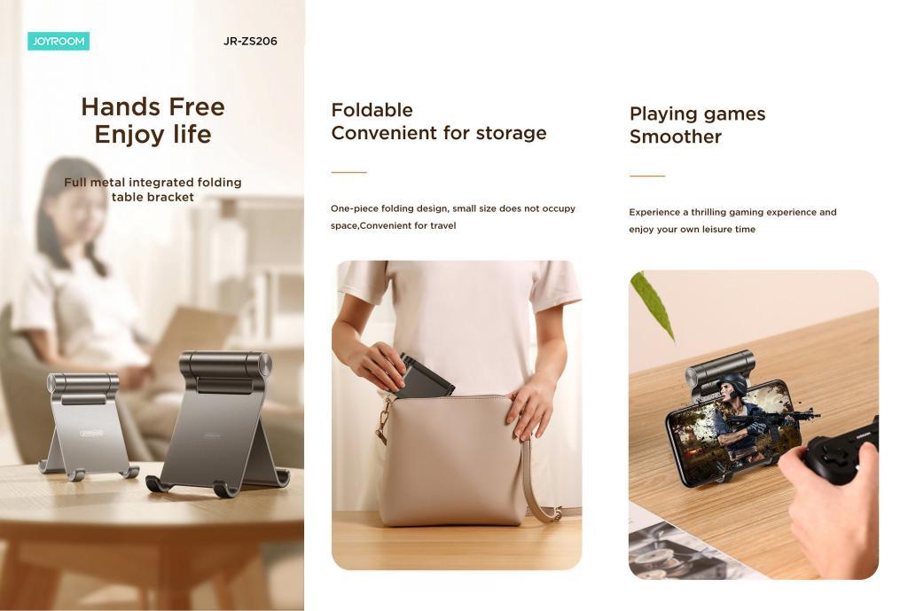Joyroom Jr Zs206 Share Series Metal Folding Bracket (1)