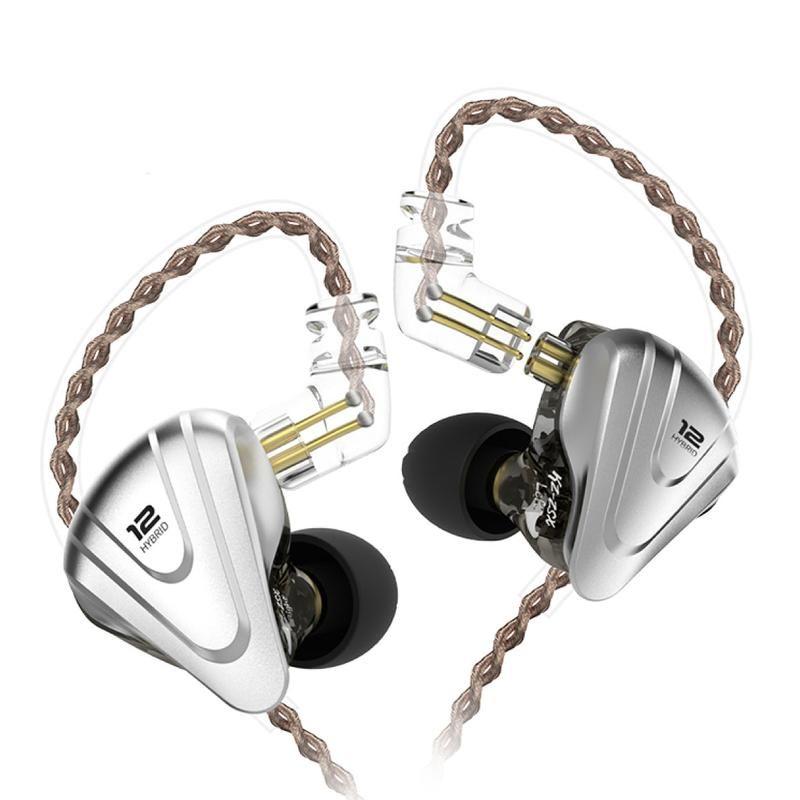 Kz Zsx 5ba1dd Hybrid In Ear Earphone (4)