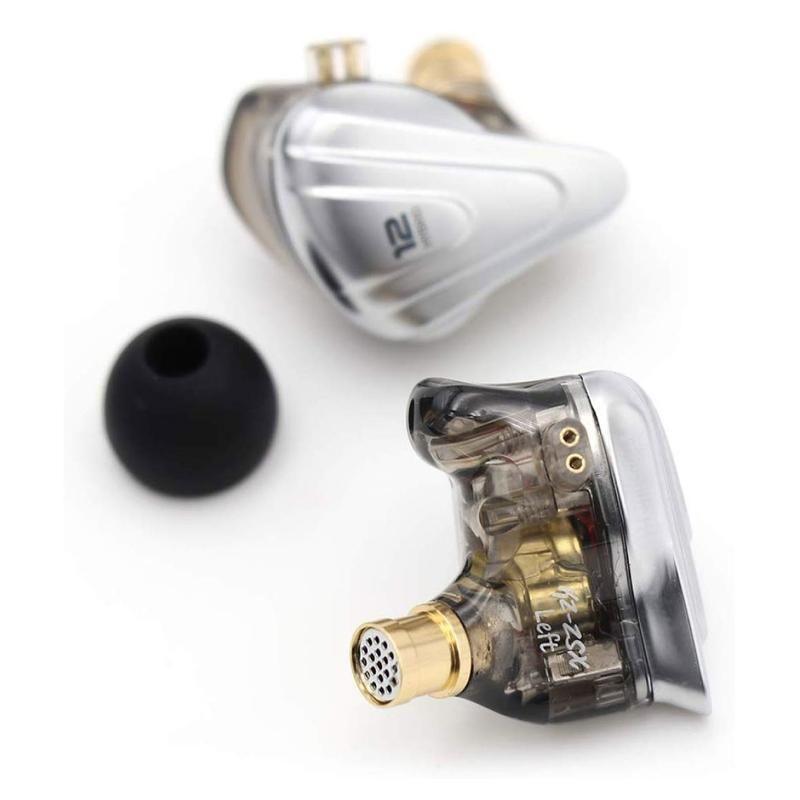 Kz Zsx 5ba1dd Hybrid In Ear Earphone (5)