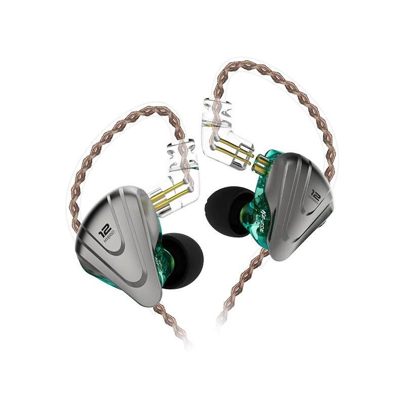 Kz Zsx 5ba1dd Hybrid In Ear Earphone (6)