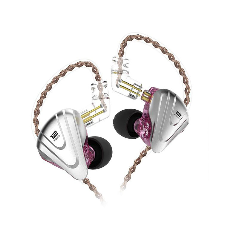 Kz Zsx 5ba1dd Hybrid In Ear Earphone (7)