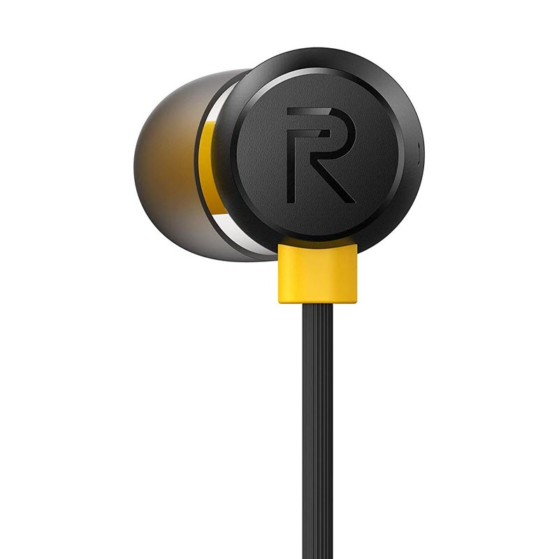 Realme Buds 2 Wired Earphones With Mic (2)