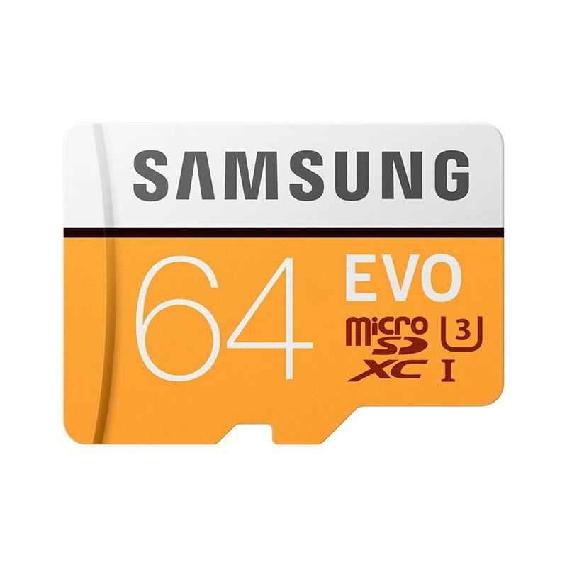 Samsung Evo Uhs I Microsdxc Memory Card (3)