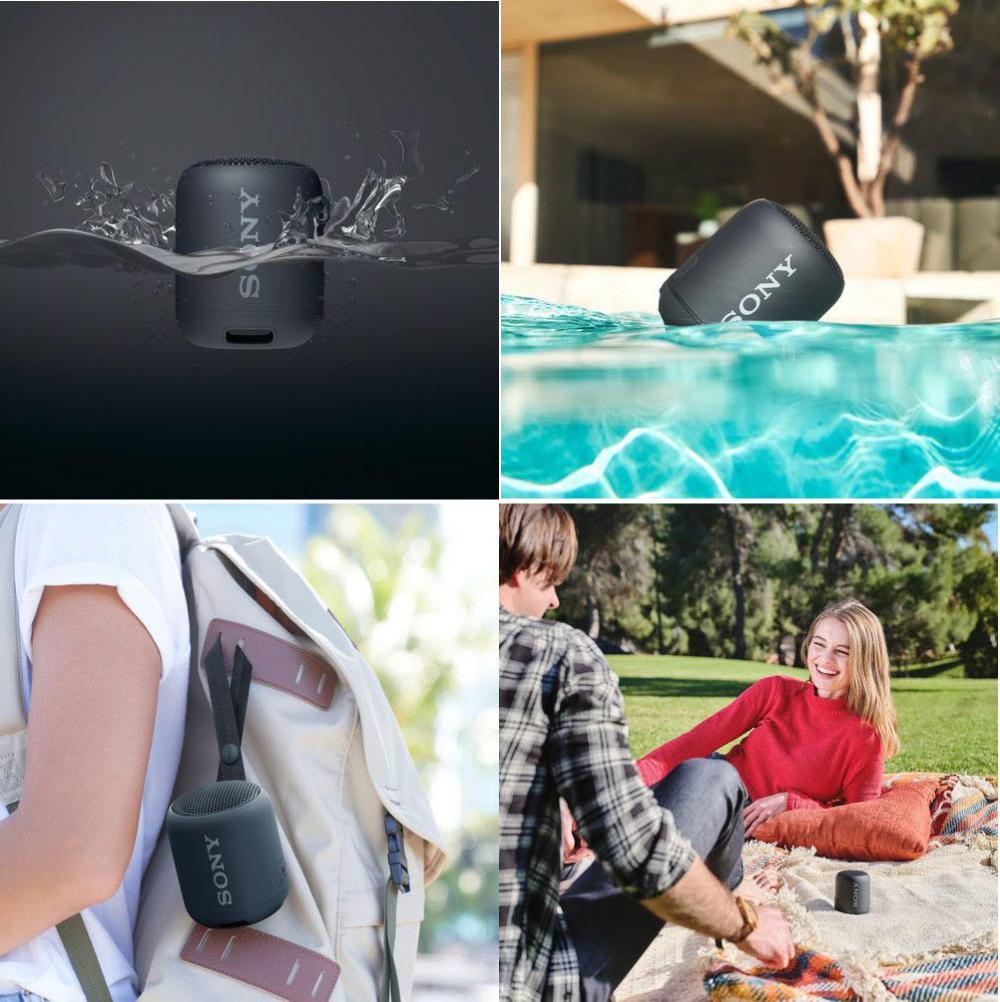 Sony Srs Xb12 Portable Wireless Speaker (1)