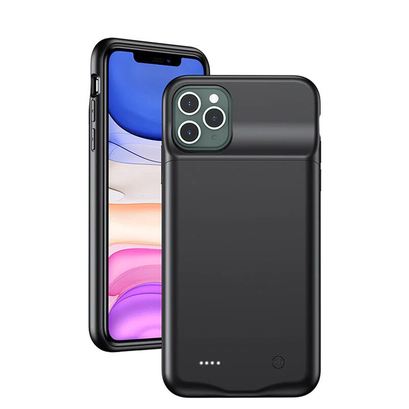 Usams Rechargeable Battery Backup Case For Iphone 11 11 Pro 11 Pro Max (1)