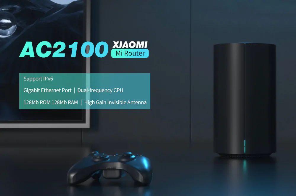 Xiaomi Ac2100 2 4g 5g Wireless Wifi Router (4)