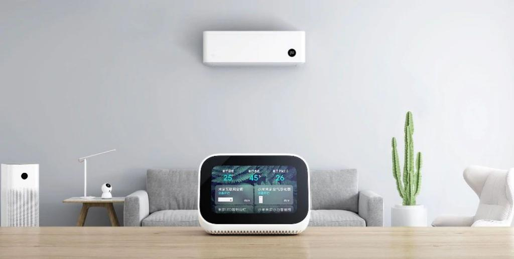 Xiaomi Ai Touch Screen Speaker With Digital Display Alarm Clock (6)