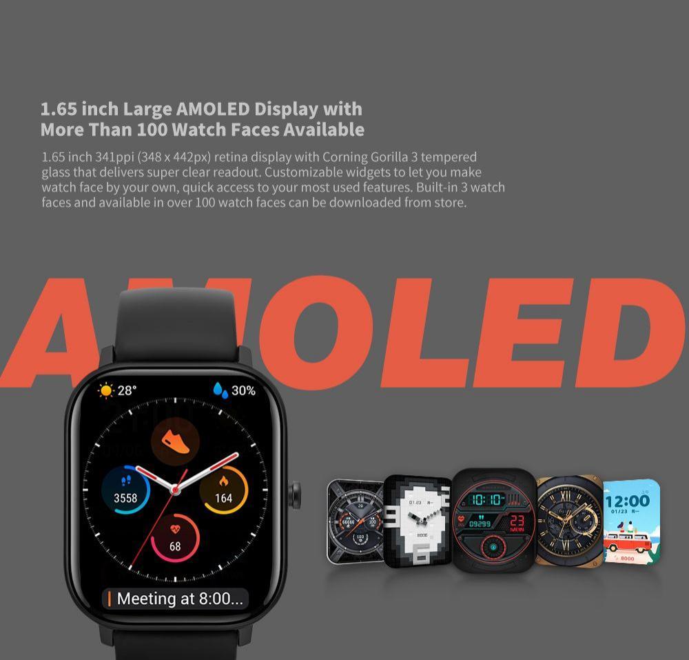 Xiaomi Amazfit Gts Smart Watch (5)