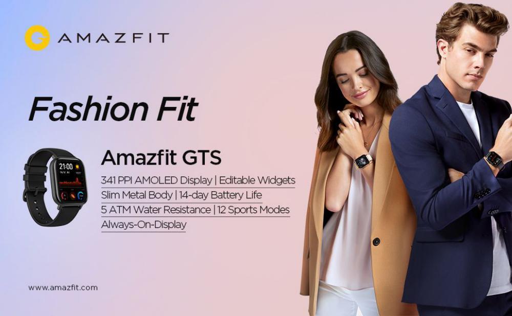 Xiaomi Amazfit Gts Smart Watch (6)