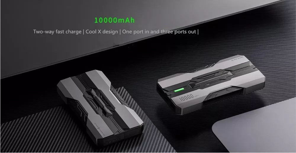 Xiaomi Black Shark 10000mah Power Bank Type C (2)