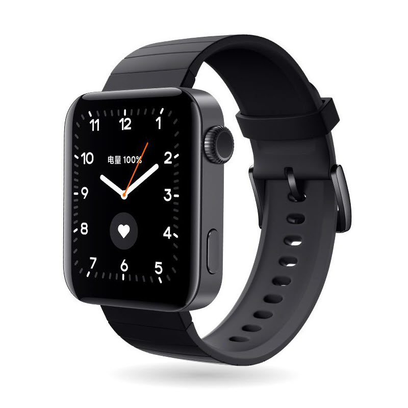 Xiaomi Mi Watch 4g Amoled Screen Smart Watch (3)