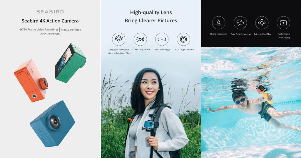 Xiaomi Seabird 4k Action Camera (1)