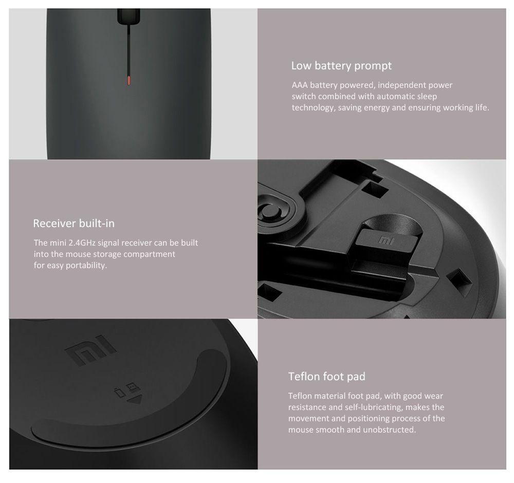 Xiaomi Wireless Mouse Lite (5)