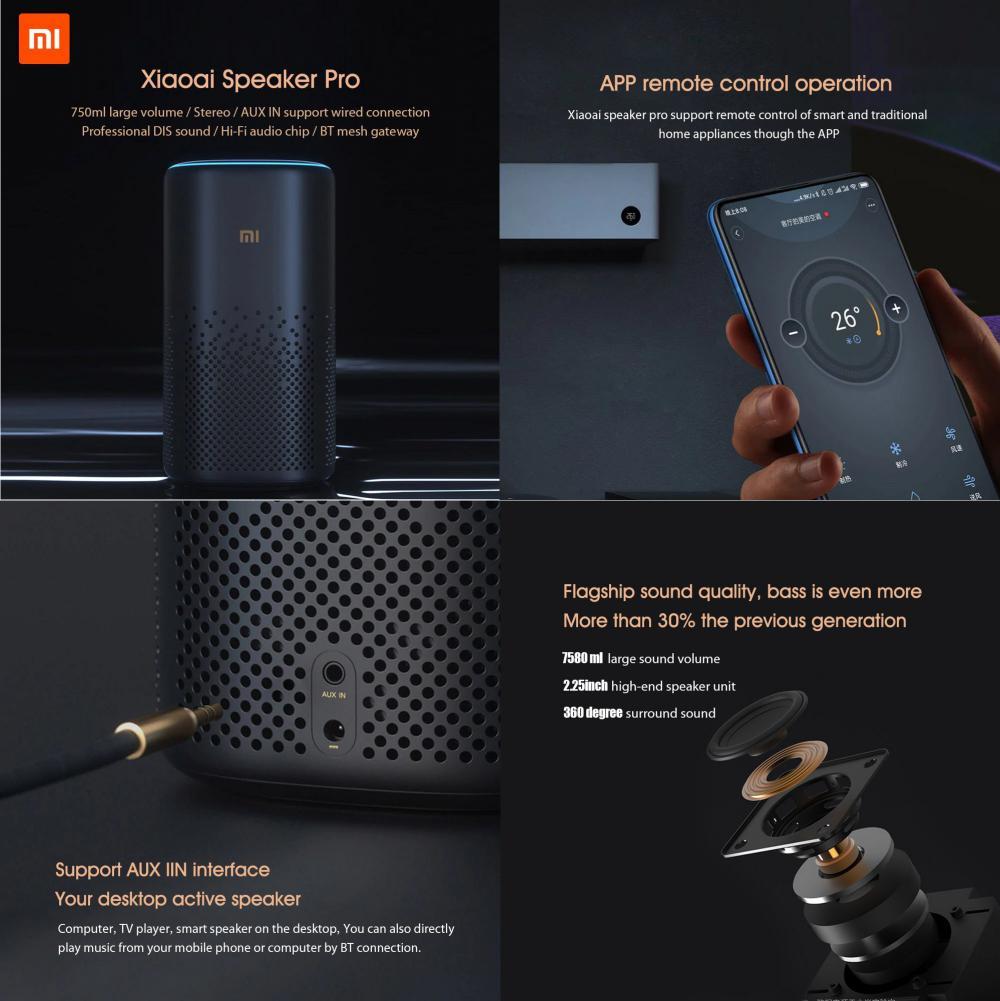 Xiaomi Xiaoai Bluetooth Speaker Pro (1)