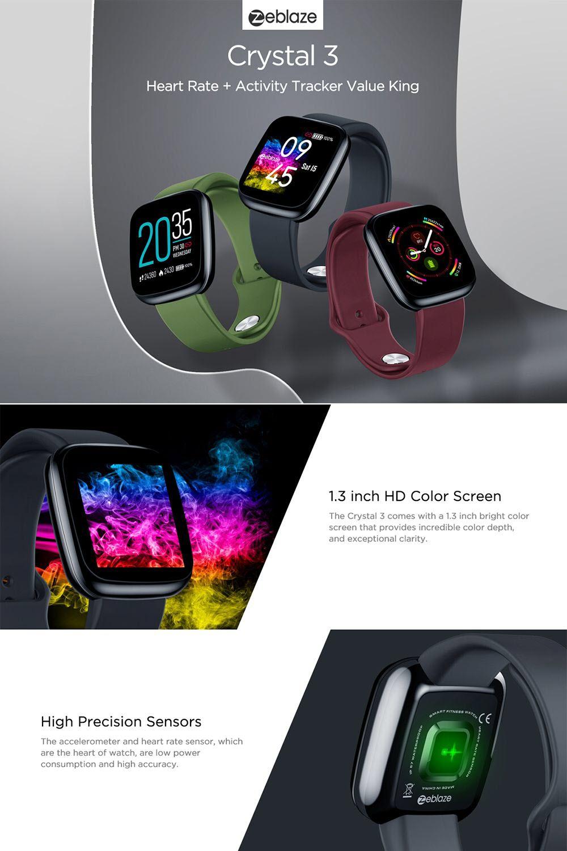 Zeblaze Crystal 3 Smartwatch (2)