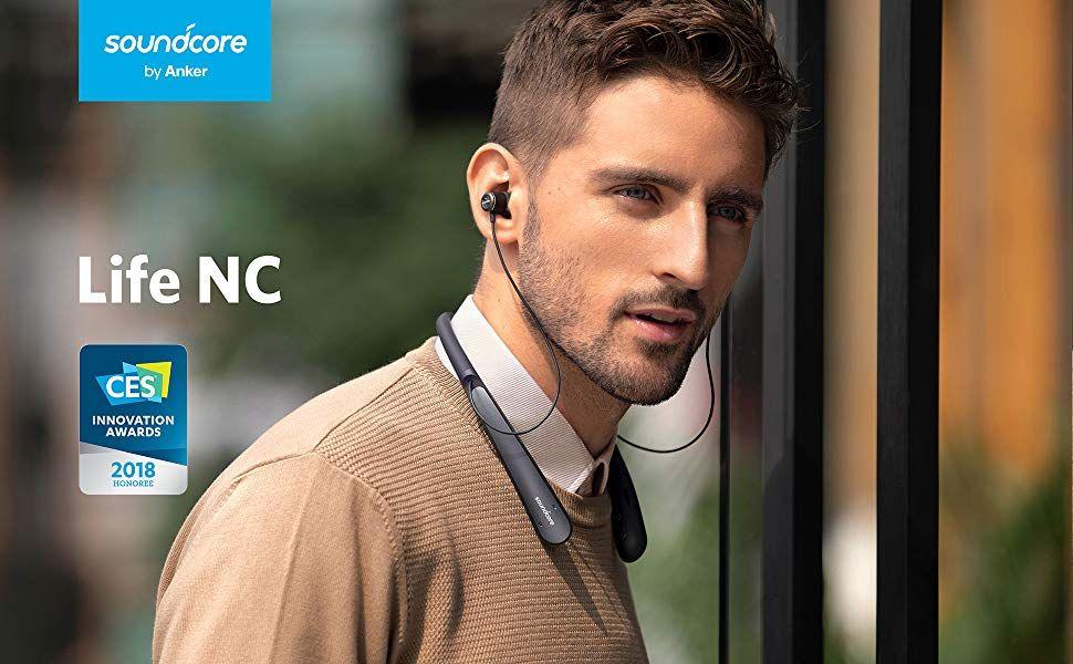 Anker Soundcore Life Nc Bluetooth Neckband Headphones (2)