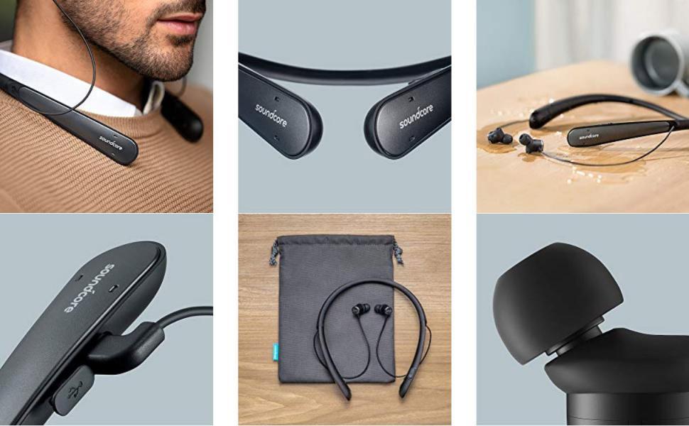 Anker Soundcore Life Nc Bluetooth Neckband Headphones (3)