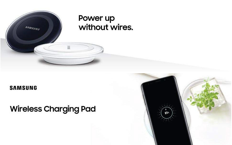 Carousell Samsung Wireless Charger Pad Type (1)