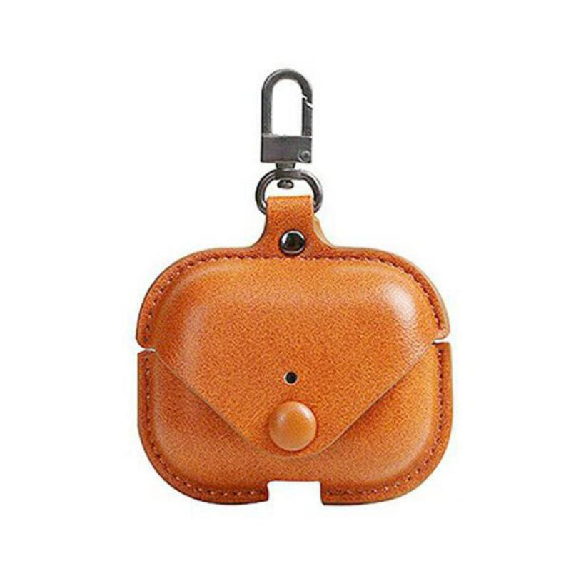 Coteetci Airpods Pro Magnet Leather Pu Case With Hook (3)