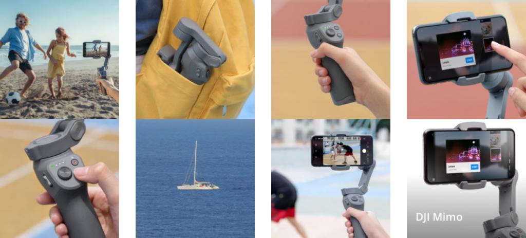 Dji Osmo Mobile 3 Combo Handheld Gimbal (1)