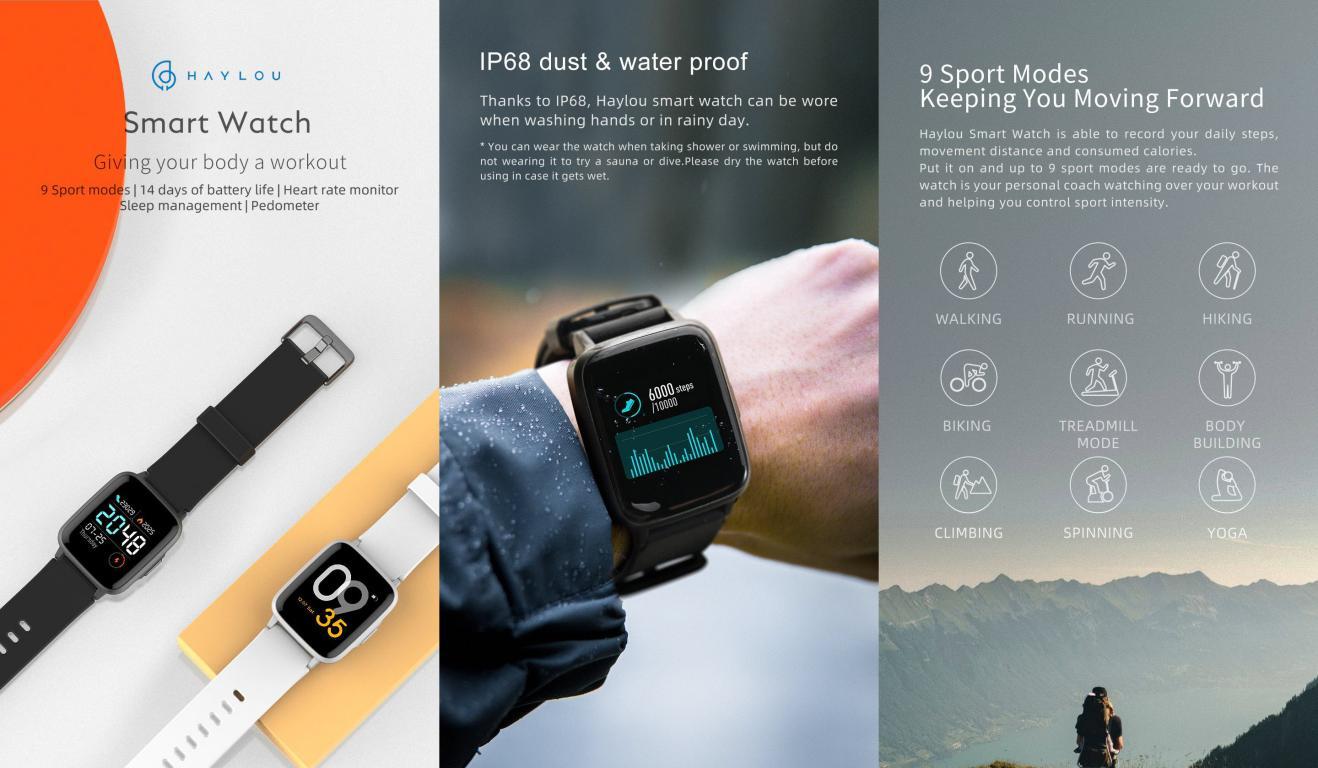 Haylou Ls01 Smart Watch (2)