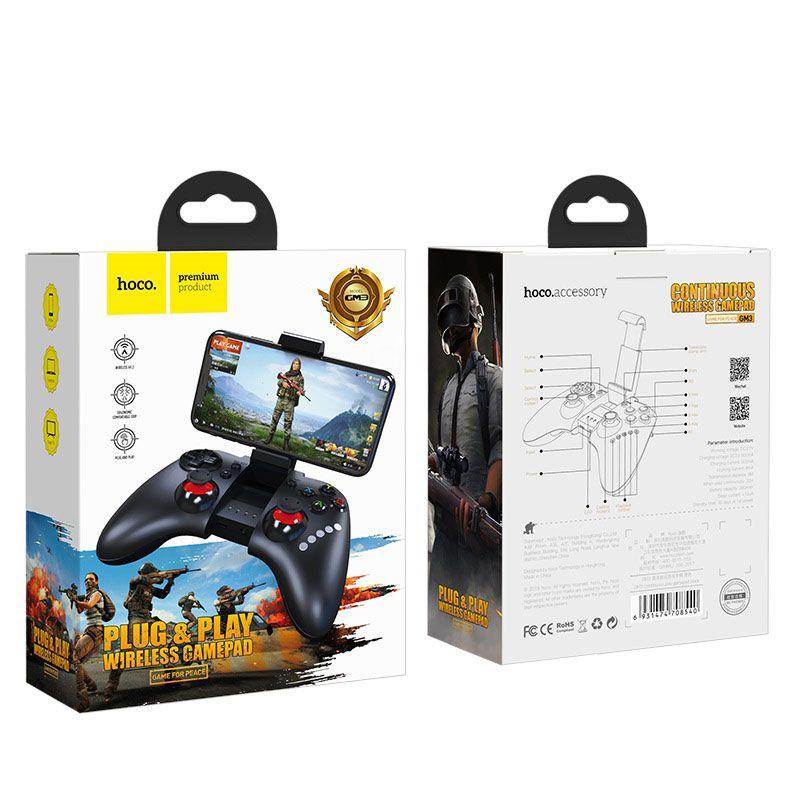 Hoco Gm3 Continuous Play Gamepad (2)