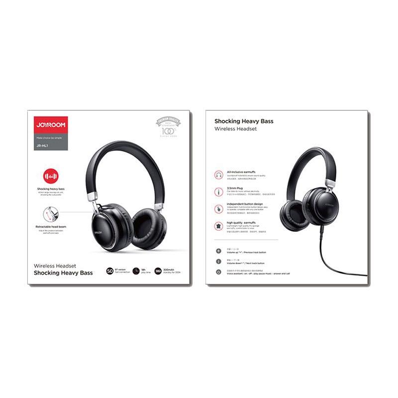 Joyroom Jr Hl1 Bluetooth Headset (3)